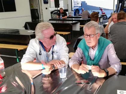Im Gespräch mit Motorsport-Experte Rainer Braun