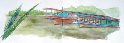 LUANG PRABANG, Laos. - 2016.