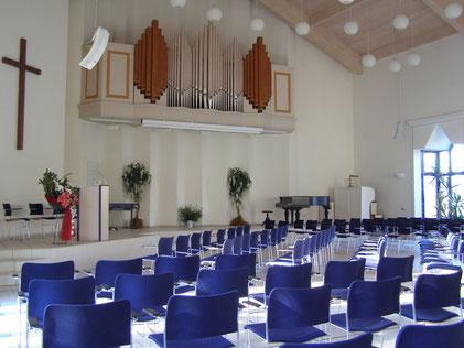 Gemeindesaal Adventhaus Chemnitz