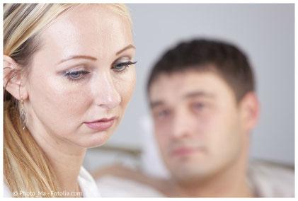 Unerfüllter Kinderwunsch (Unfruchtbarkeit) kann eine Folge der Quecksilber-Belastung des Körpers sein. (© Photo_Ma - Fotolia.com)