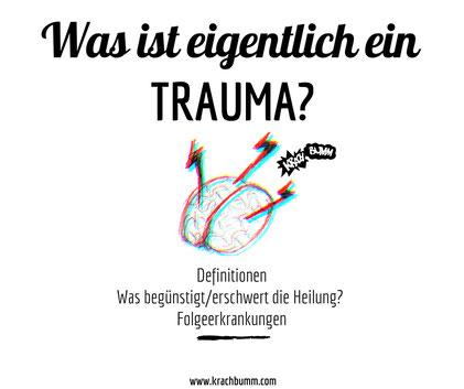 © Katja Grach - Was ist ein Trauma