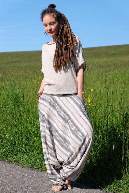 Katjuschka - Easy Knit - mit EasyPeasyHose - Haremshose