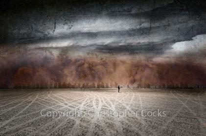last wave, Christopher Cocks, Digital Art
