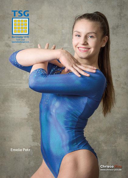 Emelie Petz - eine Ausnahmesportlerin!