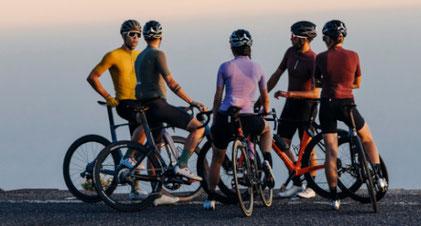 イタリア製、最高級サイクリングウェアブランド