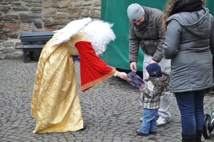 Weihnachtsengelaktion 2013, Waltraud Stening-Belz