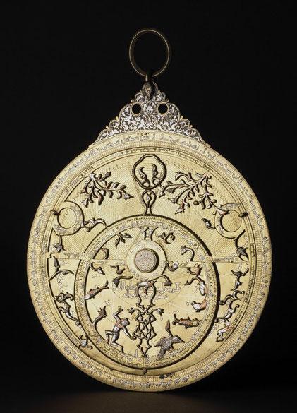 Astrolabium aus Kairo 1236