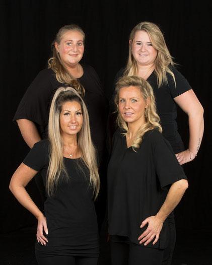 Das Team von Hairstyling Haarmonie
