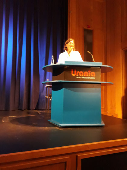 Vortrag in der Berliner Urania