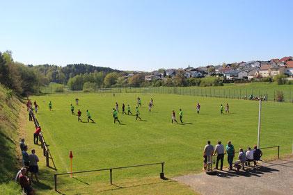 Sportplatz Oberquembach, SPortplatz, Fußball, SGQ, Quembach