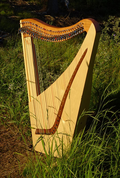 Travel Harp 32 strings,