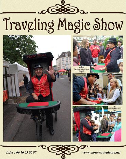 magicien-toulouse.net - Magicien Pro Toulouse - Spectacles Close-up et scène