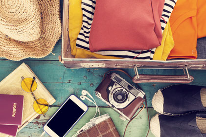 Valise de vacances ou week-end