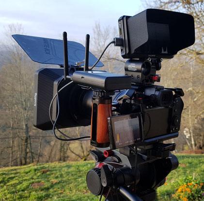 Production audiovisuelle en Gironde
