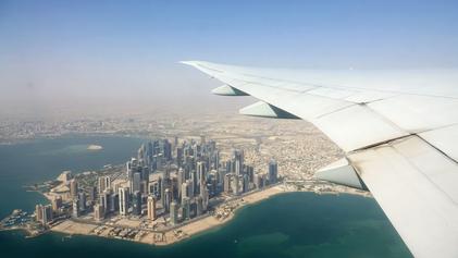 Departing Doha