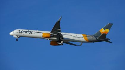 Flight Report: DE1590 / DE1591