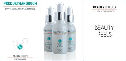 Beauty Hills, Kosmetik, Schönheit, Behandlung, Kabine, Kosmetikerin, Marke Schweiz, Peeling, chemisches Peeling, Fruchtsäure, Beauty Peels