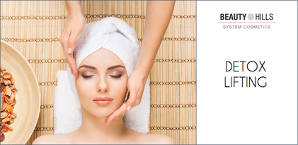 Beauty Hills, Kosmetik, Schönheit, Behandlung, Kabine, Kosmetikerin, Marke, Schweiz, Detox Lifting, Entschlackung, Entgiftung, Lymphe