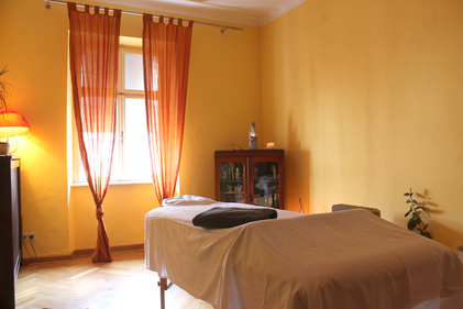 Massage Salzburg - Unsere Massagestudio - Wellbeing Massage by Aleksandra Gavrilovic