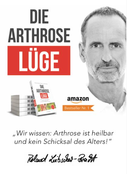 Buch: Die Arthrose Lüge von Roland Liebscher-Bracht