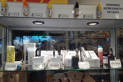 Réductions cigarettes électronique Perpignan Loisirs 66