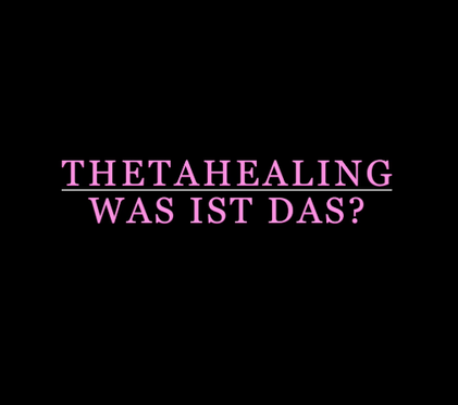 Video über ThetaHealing...