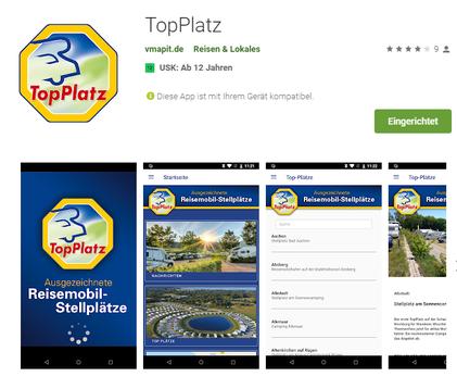 Klick an: Link zu Google Play