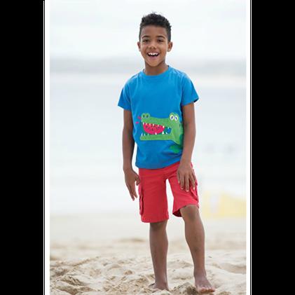 Crocodile T-Shirt for Boys