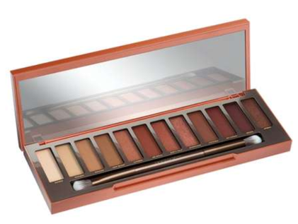 Eye Shadow Pallette plus free Gift #beauty #eyes #discount #urbandecay