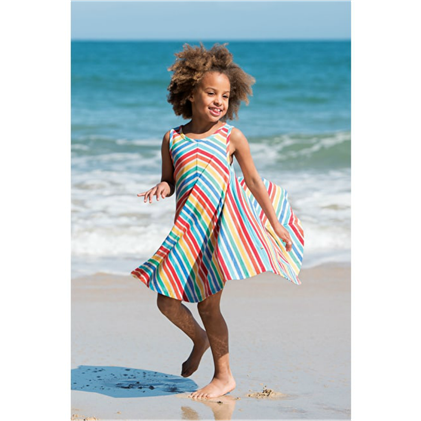 Twirly Beach Dress