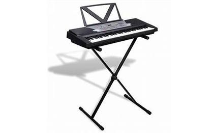 Das elektronische Klavier