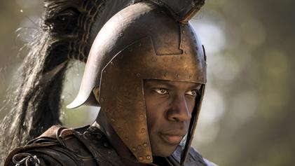 Troja Fall einer Stadt Cast Achilles FANwerk serien review