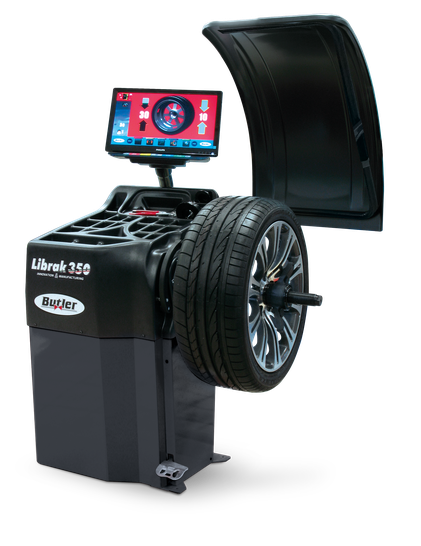 Reifenwuchtmaschine Butler LIBRAK 355 PWS Premium