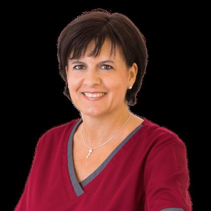 Dr. Sylvia Hindel-Neubauer, Zahnärztin in Hauzenberg bei Passau (© Praxisdesign Dr. Ralf Peiler)