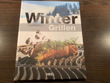 Winter Grillen von Tom Heinzle