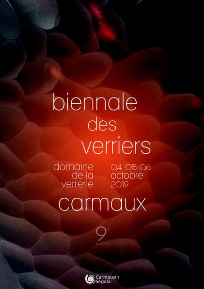 Biennale des verriers 2019 Carmaux