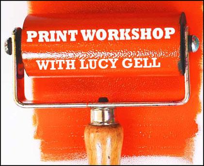 print workshop printmaking linocut lino etching