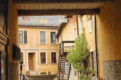 Das Buddhistische Zentrum Altmühle in Osthofen-Mühlheim Foto: Holger Hertling