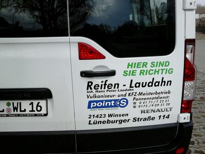 Unser Vereinsbus