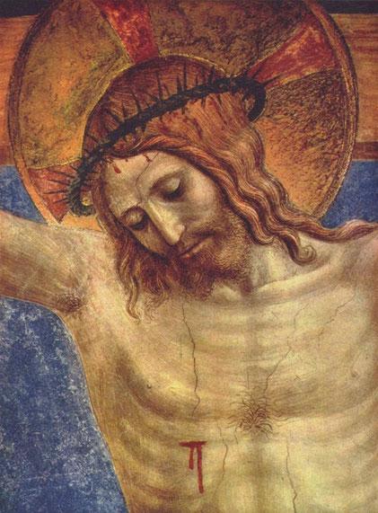 Beato Angelico, Crocifissione - particolare