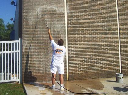 commercial painting Chattanooga