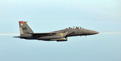 Boeing F-15E Strike Eagle / © USAF