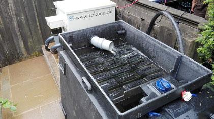 Oase Screenmatic Trommelfilter