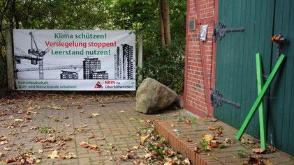 Eingang Altes Spritzenhaus (Remise)