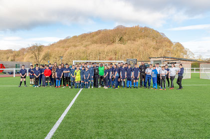 Durham University Kick off at 3 tournament football tournament, charity, community initiative 2019