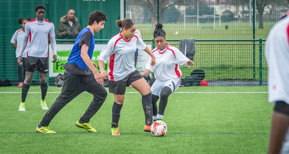 Enfield charity community football tournament kickoffat3