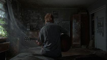 Auf der E3 2018 feiert The Last of Us 2 Gameplay-Premiere. Bilderquelle: Sony Interactive Entertainment
