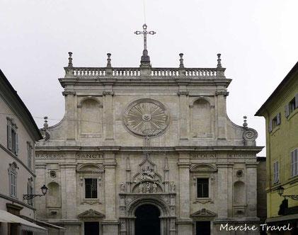 Tolentino, Basilica di San Nicola