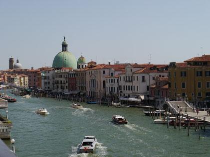 Venedig zum Zweiten...