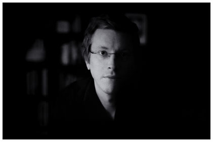 Portrait by Erik Fusshoeller | film: Kodak T-Max 400